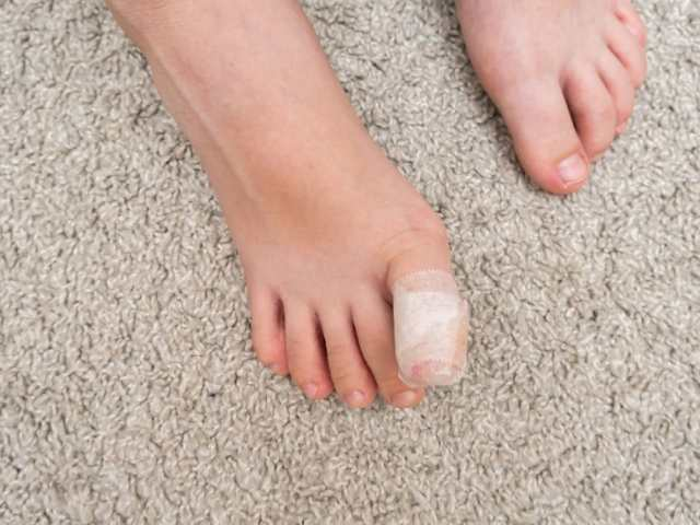 Early detection of ingrown toenails